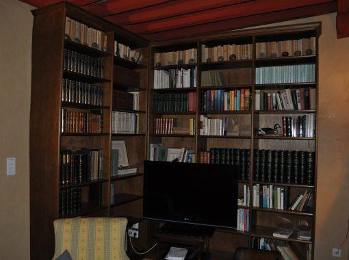 Bibliothèque de bureau