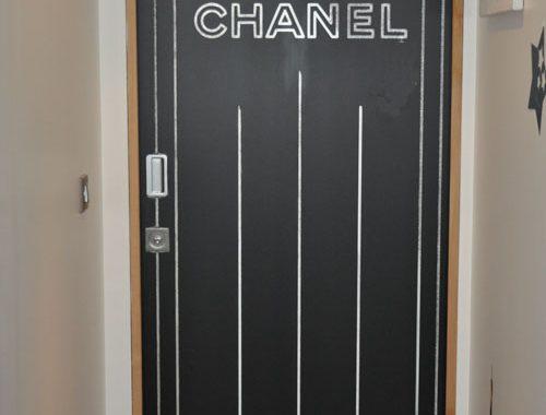 Porte intérieure – Chanel