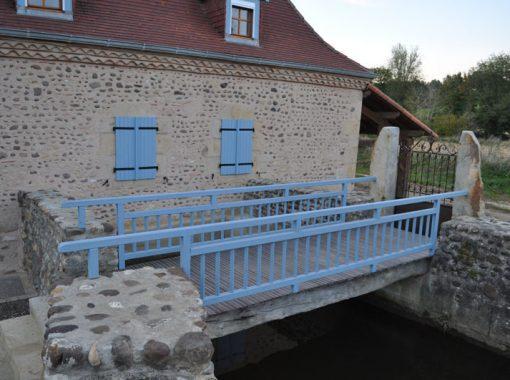 Rambardes pont
